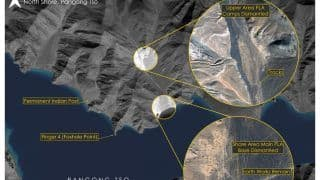 Before And After Satellite Images Show How China Has Dismantled Camps at Finger Areas in Ladakh