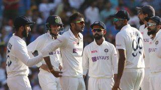 IND vs ENG- Pink Ball Test: सिर्फ 112 रन पर सिमट गई इंग्लैंड की पारी, भारत से बड़े स्कोर की उम्मीद