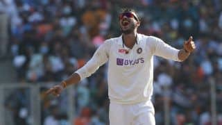 dismissed Jonny Bairstow, Zak Crawley, Ben Stokes, Jofra Archer, and Stuart Broad to complete his second five-wicket hau