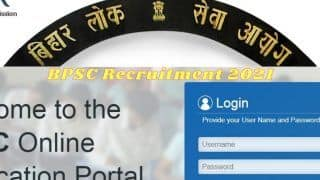 BPSC Recruitment 2021: BPSC में इन पदों पर निकली वैकेंसी, आवेदन प्रक्रिया शुरू, जल्द करें अप्लाई