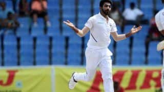 India vs england 1st test 2 years 1 month after debut jasprit bumrah takes first test wicket in india 4399900