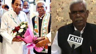 Nathuram Godse की मूर्ति लगाने में शामिल रहे Hindu Mahasabha के नेता ने ज्वाइन की Congress, एमपी में सियासत गर्माई