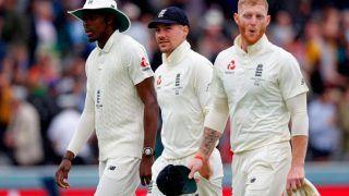 IND VS ENG: Ben Stokes ने गुलाबी गेंद पर किया लार का इस्तेमाल, अंपायर ने की बात