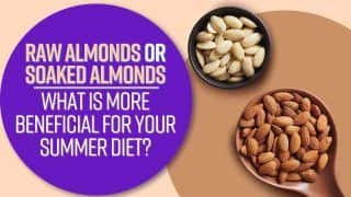 Raw or Soaked Almonds| Top 5 Health Benefits of Badaam in Summer| Watch Video