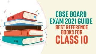 CBSE Class 10th Board Exam 2021 Guide: Best Reference Books for Maths, Science, English, Social Science