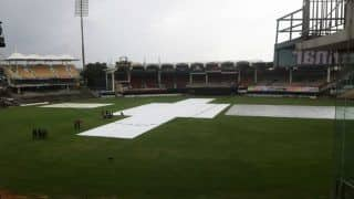 India vs england 2nd test bcci curator leave chennai indian team management involved in pitch building with groundsman v ramesh kumar 4415857