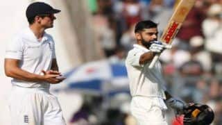 India vs england alastair cook does not agree virat kohlis assessment of the ahmedabad pitch 4453573