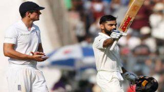 मोटेरा पिच को लेकर कोहली के बयान से नाराज हैं एलेस्टर कुक; कहा- उस पिच पर बल्लेबाजी करना बेहत मुश्किल