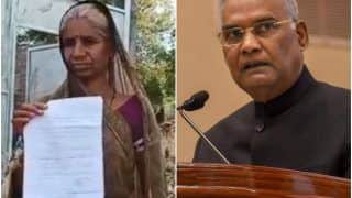 MP Woman Seeks President Kovind's Help To Buy A Helicopter, Reason Will Break Your Heart
