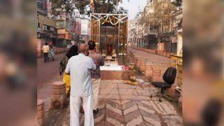 मेयर का बड़ा बयान, चांदनी चौक में स्थापित अस्थायी मंदिर को कानूनी दर्जा प्रदान कर सकती है NDMC