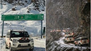 22 Drivers from 16 Professions, 5 Cities, 4 States Drive for WBB Himalayan Winter Expedition