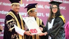 DU Digital Degree Distribution: दिल्ली विश्वविद्यालय Digital Degree देना वाला बना देश का पहला संस्थान, शिक्षा मंत्री ने कही ये बात