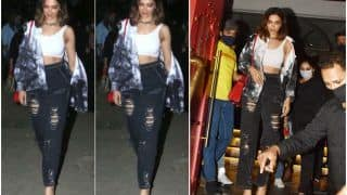 Deepika Padukone's Rs 12,500 Oversized Shirt Deserves a Place in Your Closet  See Viral Photos