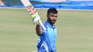 Devdutt Padikkal Slams Fourth Consecutive Century in Vijay Hazare Trophy, Fans Want BCCI to Select Him For Indian Team