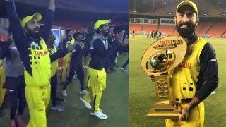 Syed Mushtaq Ali Trophy 2021: तमिलनाडु को खिताब जिताकर कप्तान Dinesh Karthik बोले- भारतीय टीम में वापसी हमेशा मेरे दिमाग में है