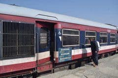 Train Services Resume In Kashmir Valley After 11 Months of COVID-19 Restrictions