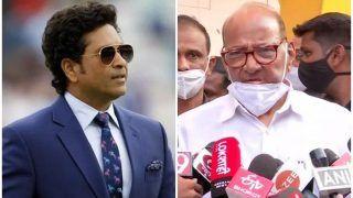 Freedom of Speech? Sharad Pawar TROLLED For Advising Tendulkar to Exercise Caution