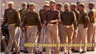 HSSC Constable Recruitment 2021: 12वीं पास के लिए हरियाणा पुलिस में कांस्टेबल के पदों पर अप्लाई करने की कल है आखिरी तारीख, जल्द करें आवेदन