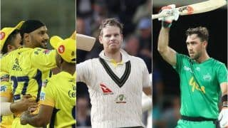 IPL 2021 Auction: Glenn Maxwell, Steve Smith, Harbhajan Singh, Kedar Jadhav - 11 Players With Highest Base Price at INR 2 Crore For Upcoming Auction