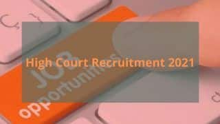Odisha High Court ASO Recruitment 2021: Application Begins For 200 Assistant Section Officer Posts. Check Vacancy, Registration & Salary Details Here