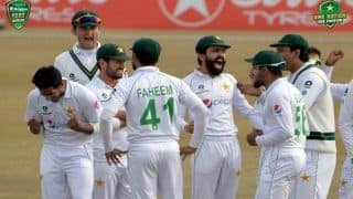 Pakistan Jump to No 5 in ICC Test Team Rankings After Win Over South Africa