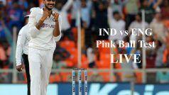 India vs England, 3rd Test Day 2, LIVE: इंग्लैंड की पारी शुरू, 3 गेंद में 2 बल्लेबाज बोल्ड