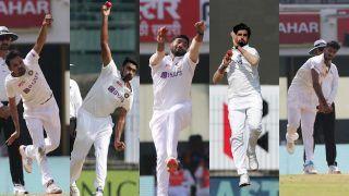 चेन्नई टेस्ट में भारतीय गेंदबाजों ने डाली 20 नो बॉल; दोहराया 12 साल पुराना रिकॉर्ड