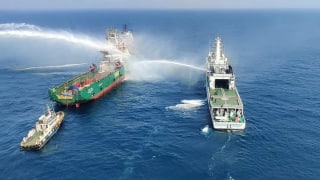 3 Sailors Missing, 1 Injured as Fire Breaks Out in Ship in Arabian Sea