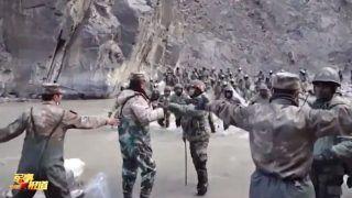 ऐसे हुआ था गलवान घाटी में चीनी सैनिकों से भारतीय सेना का संघर्ष, चीन ने ही जारी किया उस रात का Video, देखें