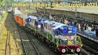 Indian Railway Recruitment 2021: 10वीं, 12वीं पास के लिए रेलवे में इन विभिन्न पदों पर आवेदन करने की कल है आखिरी डेट, इस Direct Link से करें अप्लाई