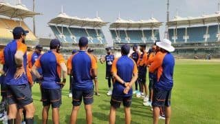 Indian ODI Squad Announcement For England Series Today - Report