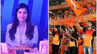 Who is Kaviya? The Mystery Girl in SRH Table Who is Winning Hearts