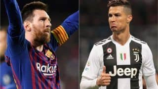 Lionel Messi Beats Cristiano Ronaldo And Neymar Jr. to Win Best Men's Player of The Decade Award by IFFHS