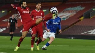 Liverpool 0-2 Everton: Jurgen Klopp's Reds Lose Four Matches in a Row For The First Time at Anfield Since 1923