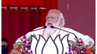 Bengal Has Made Up Its Mind For 'Poriborton', Says PM Modi at Hooghly Rally   Top Quotes