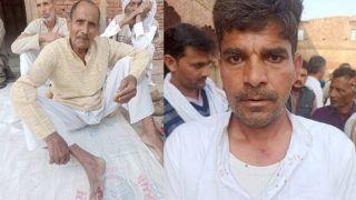 यूपी: मुजफ्फरनगर में किसानों और भाजपा कार्यकर्ताओं में हिंसक झड़प, कई घायल; गुस्साए लोगों ने किया थाने का घेराव