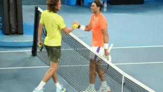 Australian Open 2021: राफेल नडाल को हराकर सेमीफाइनल में पहुंचे ग्रीस के स्टेफानोस सितसिपास