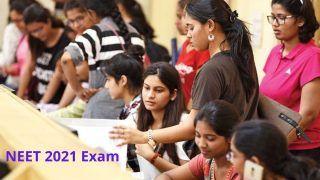 NEET 2021 Exam: NEET 2021 की परीक्षा एक से अधिक बार होगी या नहीं! शिक्षा मंत्री ने इसको लेकर कही ये बात