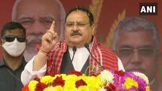 Mamata Banerjee Did Not Allow PM Kisan Scheme in West Bengal to 'Satisfy Her Ego': JP Nadda in Malda