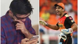 WATCH | Naman Ojha in TEARS as he Retires From Professional Cricket