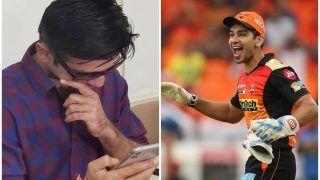 Naman Ojha Gets Emotional, Breaks Down in Tears as he Retires From Professional Cricket    WATCH VIDEO