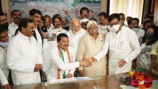 Maharashtra: Mumbai में Nana Patole ने आज आधिकारिक रूप से कांग्रेस प्रदेश अध्यक्ष का पद संभाला