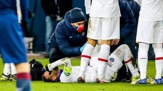 Neymar-Messi Reunion Cancelled as PSG Star Gets Ruled Out of Champions League Round of 16 Clash Against Barcelona
