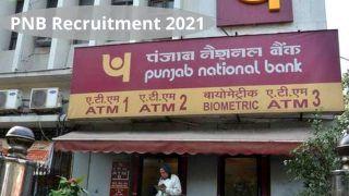 PNB Recruitment 2021: PNB में इन पदों पर आवेदन करने के बचे हैं कुछ दिन, जल्द करें अप्लाई, 69 हजार तक मिलेगी सैलरी