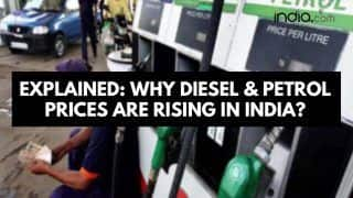 Explained: Why Diesel And Petrol Prices Are Rising in India?