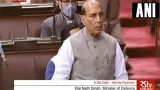 Ladakh Row: India, China Begin Disengagement of Troops From Pangong Lake, Says Rajnath in Rajya Sabha