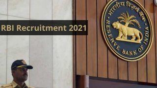 RBI Recruitment 2021: 10वीं पास के लिए RBI में नौकरी करने का सुनहरा मौका, आवेदन करने के लिए बचे हैं चंद दिन, इस Direct Link से करें अप्लाई