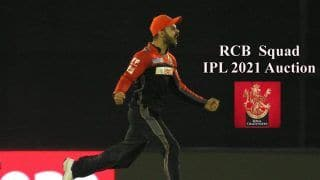 IPL Auction 2021: RCB Final Squad, Players Bought Today