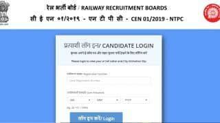 RRB NTPC 4th Phase Admit Card 2021: Check Exam City, Date, Other Details | Direct Link Here