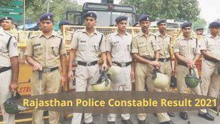 Rajasthan Police Constable Result 2021: राजस्थान पुलिस कांस्टेबल का रिजल्ट इस हफ्ते जारी होने की है संभावना, ऐसे कर सकते हैं डाउनलोड